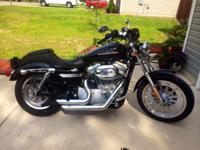 2004 Harley Davidson Sportster 883 XLC. This is a