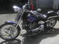 2004 Harley Davidson Custom Springer, 1500 miles,