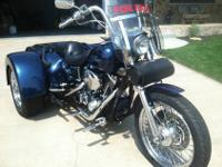 FUEL INJECTED ENGINE AND A 6 SPEED TRANSMISSION. THE