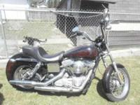 2004 Harley Davidson FXDI Dyna Super Glide. This