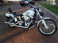 2004 Harley Davidson Dyna wide glide, fuel injected, 8k