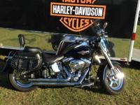 2004 Harley Davidson Fat Boy 22,000 miles (garage