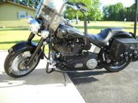 2004 FATBOY, 88CU inch with 70k miles. Gear drive
