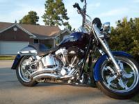 2004 Harley Davidson Fatboy: