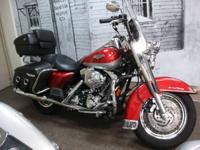 2004 Harley-Davidson FLHR/FLHRI Road King FLHRI Touring