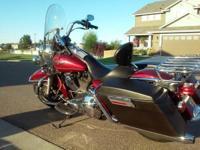 2004 Harley-Davidson FLHR Road King- - Bike is in