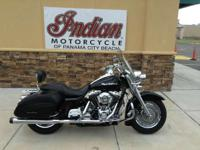2004 Harley-Davidson FLHRS/FLHRSI Road King Custom Has