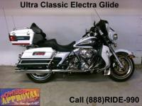 2004 Harley Davidson FLHTC-I Electra Glide Classic -