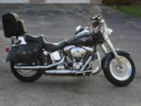 2004 HD FLSTF Fatboy Softail. Mint Condition- 88 Cubic