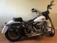 2004 HARLEY DAVIDSON FLSTFI FAT BOY! Displacement -
