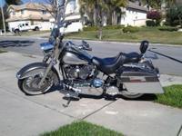 I am offering my fully personalized 2004 Fat Boy. This