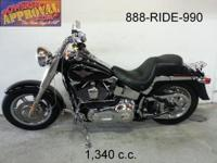 2004 Harley Davidson FLSTFI Fat Boy for sale just $9999