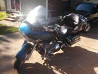 2004 Harley Davidson FLTR Road Glide. Full dress- 20000
