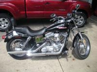 Description 2004 H-D Dyna Super Glide, 5720 miles,