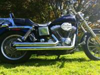 2004 Harley Davidson FXD Dyna Super Glide. This is a
