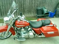 2004 Harley Davidson FXDF ROAD KING Custom - This bike