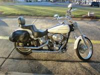 Mileage: 14,725 Mi Year: 2004 Condition: Used Softail