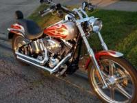 2004 Harley Davidson FXSTDI Softail Deuce in Cincinnati