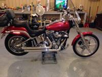 2004 Harley Davidson FXSTDI Softail Deuce. 2004 Harley