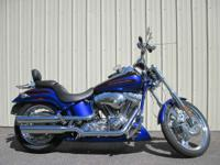 Combine a fat chrome handlebar a custom headlight and