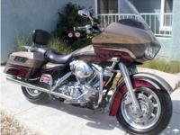 2004 Harley Davidson Road Glide, Engine: 1500cc, 28445