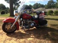 2004 Harley Davidson Road King Custom FLHRSI. The Road