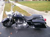 2004 Harley Davidson Road King Custom, 26700 miles,