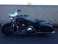 Title in Hand. $10,000 O.B.O. Black 2004 Road King
