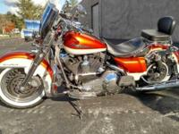 Beautiful 2004 Harley Davidson Road King, excellent