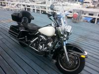I am selling my 2004 Road King Police edition Salvage