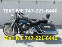 GOOD CHOICE@@@!!!!!!2004 FLHRCI Road King Classic with