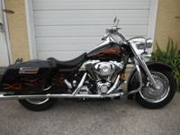 2004 Harley Davidson Screamin Eagle Roadking, 1690cc,