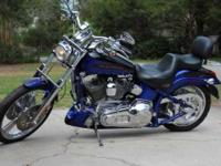 2004 Harley Davidson Screamin Eagle Deuce Cruiser