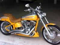 2004 HARLEY-DAVIDSON Screamin Eagle Softail Deuce, This