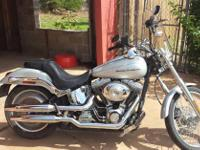 Make: Harley Davidson Model: Other Mileage: 5,000 Mi