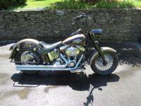 For sale is a 2004 Softail Fatboy owned and maintained