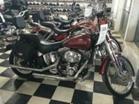 We've got a 2004 Harley Davidson Softail Springer for