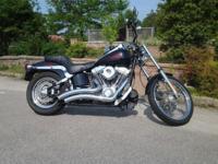 2004 Harley Davidson Softail Standard, Twin Cam 88ci