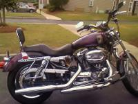 Bike has about 41K miles, great deals of chrome,