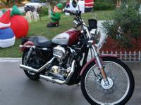 3100 usd. 2004 Harley davidson sportster 1200 custom.
