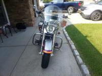 Make: Harley Davidson Model: Other Mileage: 5,100 Mi