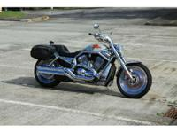 2004 Harley-Davidson VRSCA V-Rod. Perfect mechanical