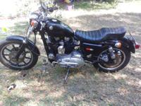 2004 Harley FXST Customized just enough with room for