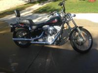 For sale is my 2004 softail FXSTI Standard. It has