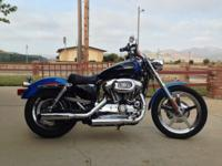 This very well maintained 2004 HARLEY XL 1200 Sportster