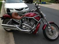 Make: Harley Davidson Model: Other Mileage: 4,840 Mi