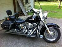 2004 Harley-Davidson Heritage SoftTail Classic, 88