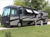 2004 Holiday Rambler rare 38PST, customized for maximum