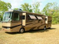 This is a very nice motorhome. This is a non-smoker