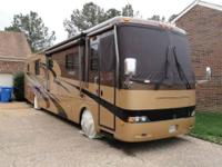 2004 Holiday Rambler Endeavor DST w/3 Slides $94,000